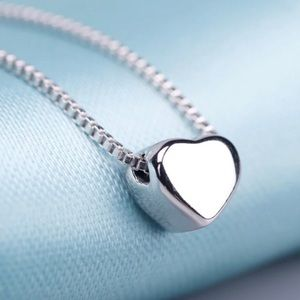Jewelry - 925 Sterling Silver Necklace.
